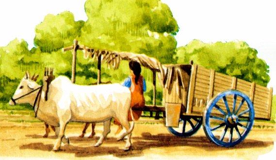 bullock-cart-story