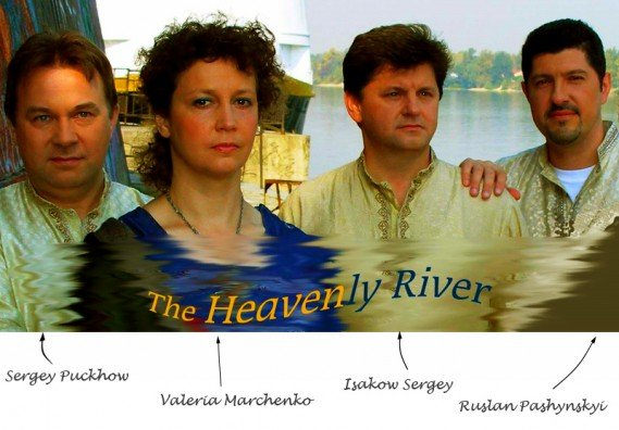 Heavenly-River