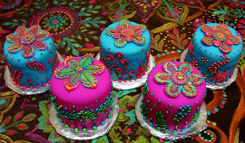 Indian Bakery Cool Cake