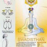 Swadisthana Chakra Chart